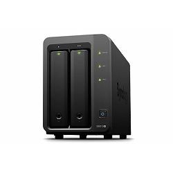 Synology all-in-one 2-bay NAS server