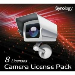 Synology IP Camera License - 8x