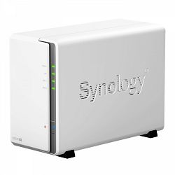 Synology DS216se DiskStation 2-bay NAS server, 2.5
