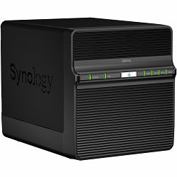 Synology DS414j DiskStation 4-bay NAS server
