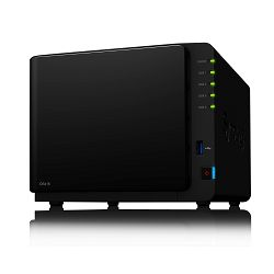 Synology DS416 DiskStation 4-bay NAS server, 2.5