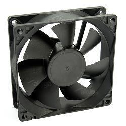 Ventilator System Fan Akyga AW-8A-BK 8cm black