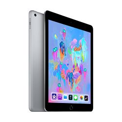 Tablet računalo APPLE iPad 6, 9.7, WiFi, 128GB, mr7k2hc/a, srebrno