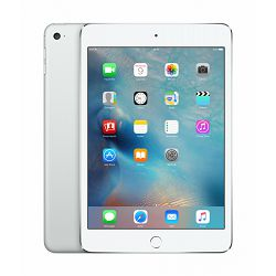 Apple iPad mini 4 Wi-Fi 128GB Silver - mk9p2hc/a