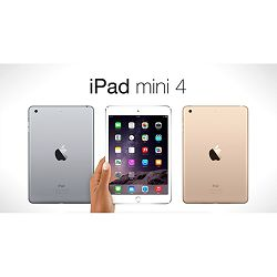 Tablet APPLE iPad mini 4, Wi-Fi, 16 GB, Gold (mk6l2hc)