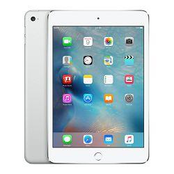 Apple iPad mini 4 Wi-Fi Cell 128GB Silver - mk772hc/a