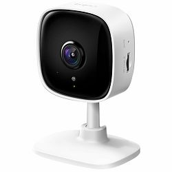 TP Link Tapo C110, ultra-high 3MP definition (2304x1296), 2.4 GHz indoor IP camera, 30m Night Vision, Motion Detection and Notification, 2-way Audio, up to 256GB on a microSD card, equal to 512 hours.