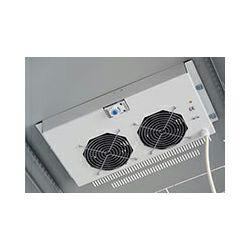 Tecnosteel ventilacija za ormar 2×ventilator s termostatom (P9062T)