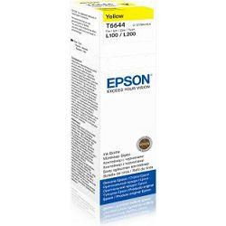 Tinta Epson CISS yellow L100, 110, 200, 210, 300, 355, 550