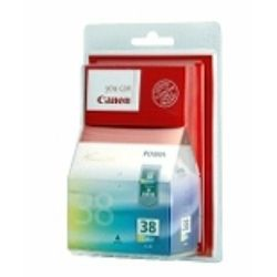 Tinta CANON CL-38 Tri-colour 3x4 ml