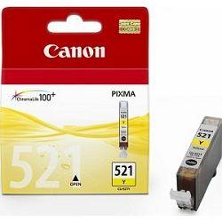 Tinta CANON CLI-521 yellow