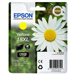 Tinta Epson 18XL XP-202;205;305;405 yellow