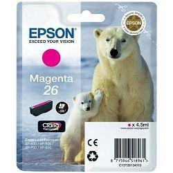 Tinta Epson 26 za XP-600;700;800 magenta
