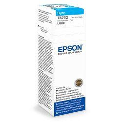 Tinta Epson CISS cyan L800