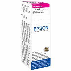 Tinta Epson CISS magenta L100, 110, 200, 210, 300, 355, 550