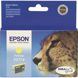 Tinta EPSON T07144020 Yellow