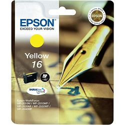 Tinta Epson WF2010, 2520, 2530, 2540 yellow