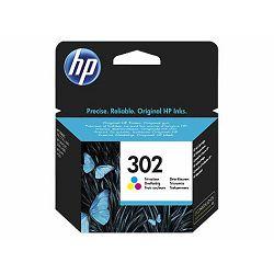 Tinta HP 302 Tri-color Original Ink Cartridge