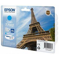 Tinta Epson WP-4015DN,WP-4025DW cyan, XL