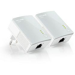 TP-Link TL-PA4010KIT Nano Powerline Mrežni Adapter 500Mbps, Homeplug AV, Duplo pakiranje