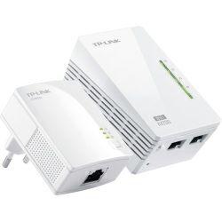 TP-Link AV200 Powerline bežični mrežni adapter, 200Mbps, HomePlug AV (TL-WPA2220 & TL-PA2010)