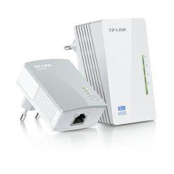 TP-Link AV500 Powerline bežični mrežni adapter, 300Mbps/500Mbps, HomePlug AV, Plug and Play (TL-WPA4220 & TL-PA4010)