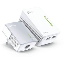 TP-LINK 300Mbps AV500 WiFi Powerline Extender Starter Kit