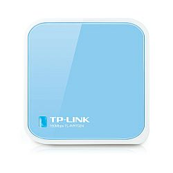TP-Link Bežični prenosni usmjerivač (Router) 150Mbps (2.4GHz), 802.11n/g/b, Integrirani SPI firewall, fiksna antena