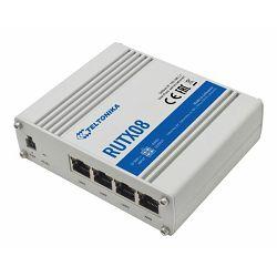 Teltonika 4-Port Gigabit Industrial Ethernet Router