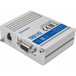 Teltonika Industrial RS232 to 4G LTE Cat1 IoT gateway