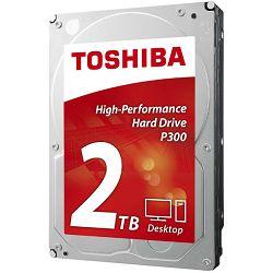 Tvrdi disk HDD Toshiba P300 2TB, 64MB, 7200rpm