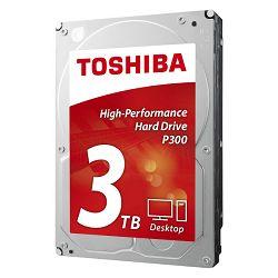 Tvrdi disk HDD Toshiba P300 3TB, 64MB, 7200rpm