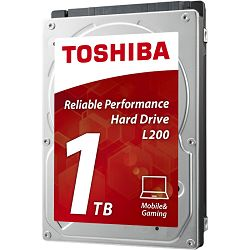 Tvrdi disk HDD Toshiba mobile L200 1TB, 8MB, 5400rpm, 9,5 mm