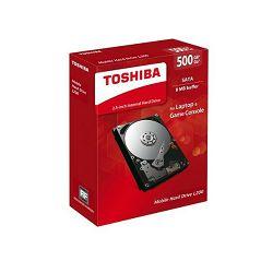 Toshiba L200 500GB, 8MB, 5400rpm, retail