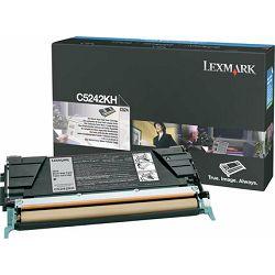 Lexmark toner C52x 5K cyan REGULAR