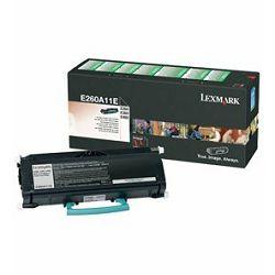 Toner LEXMARK E26x, E36x, E460 3, 5 k
