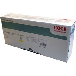 Toner OKI ES7411/7411wt, žuti, 11.500