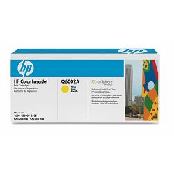 Toner HP CLJ2600 yellow 2.000 str