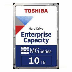 Toshiba 10TB SATA3 Enterprise Capacity 7200rpm 256MB