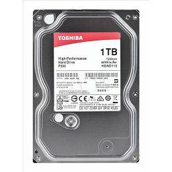 Tvrdi disk HDD Toshiba HDD P300 1TB, 64MB, 7200rpm