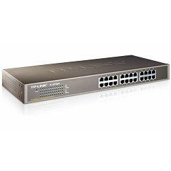TP-Link 24-port Preklopnik (Switch), 24×10/100M RJ45 ports, 1U 19