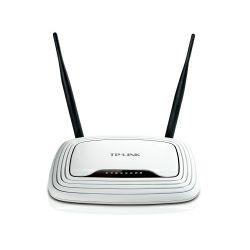 TP-Link Bežični usmjerivač (Router) 300Mbps (2.4GHz), 802.11n/g/b, sa 4-port preklopnikom (Switch), 2 × fiksne antene