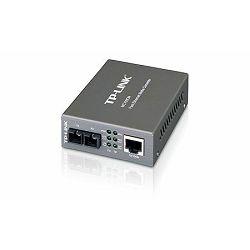 TP-Link MC100CM 100Mbps Multi Mode Fiber Converter