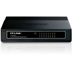 TP-Link 16-Port 10 100Mbps Desktop Switch