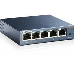 TP-Link TL-SG105 5-Port 10 100 1000Mbps Desktop Switch