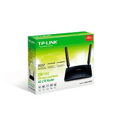 TP-Link Archer MR200, 4G LTE router, SIM