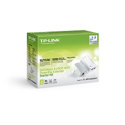 TP-Link TL-WPA4220KIT, 300Mbps Wi-Fi powerline ext
