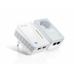 TP-Link AV500 Powerline WiFi 2-pack Kit