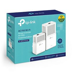 TP-Link TL-WPA7510, 1000 Mbs Gigabit Powerline kit