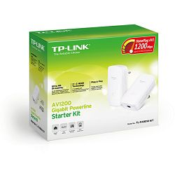 TP-Link TL-PA8010K, 1200 Mbs Gigabit Powerline kit